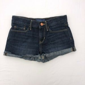 Old Navy Waist 24 Blue Denim Shorts